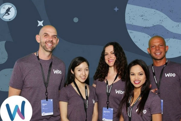 Event Staff working at WooConf in Austin, Texas