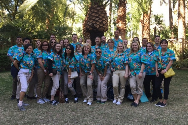 Event Staff at Home Depot Conference Las Vegas